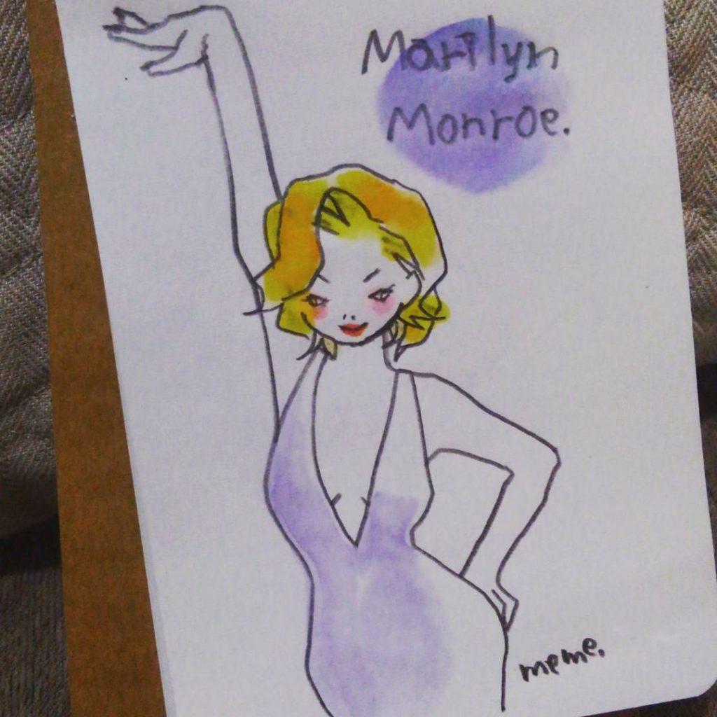 マリリン・モンロー